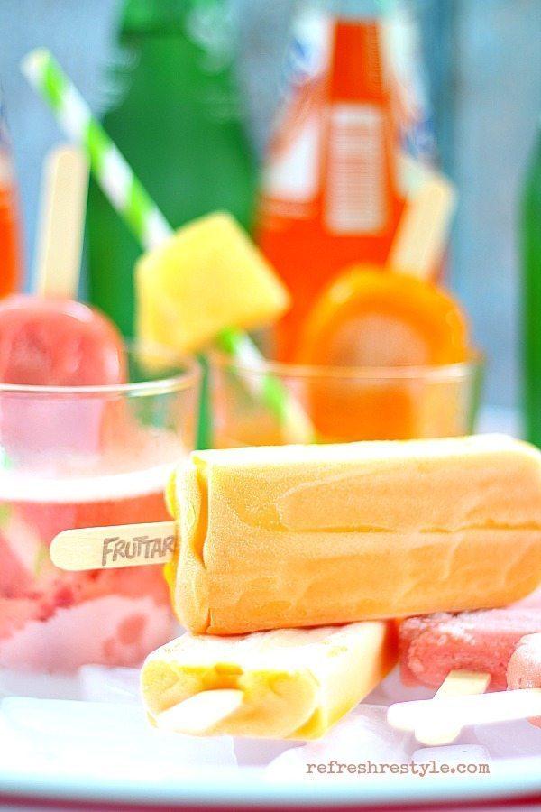 Fruit Slush Recipe #recipe #refreshing #refresh #summer