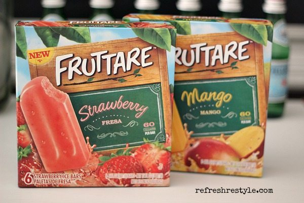 fruttare fruit bars #frozendrink #slushie #fruit