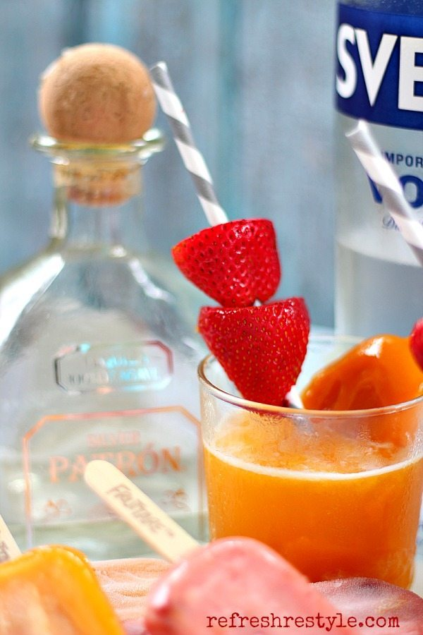 fruttare slush #recipe #fruit #drink