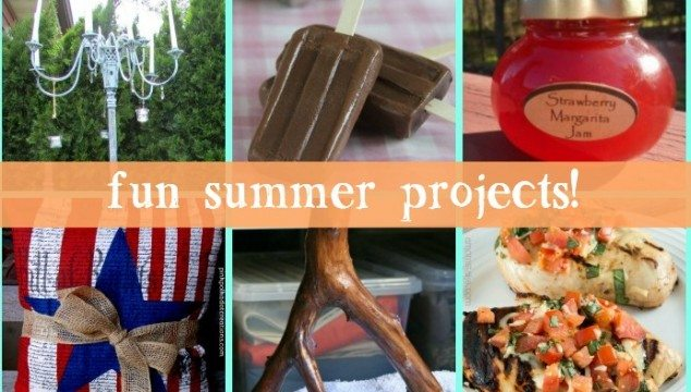 Fun Summer Project ideas