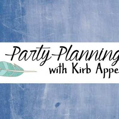 Party Planning with Kirb Appeal