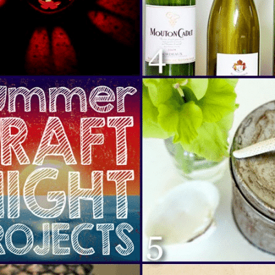 Summer Nights and Inspiration Monday