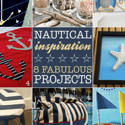 Nautical Inspiration and Inspiration Monday