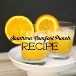 Southern Comfort Punch recipe