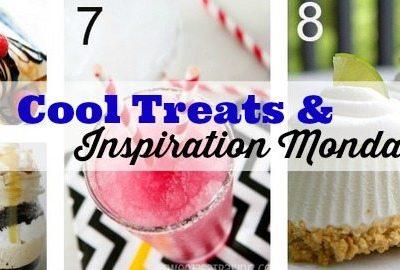 Cool & Sweet Treats – Inspiration Monday