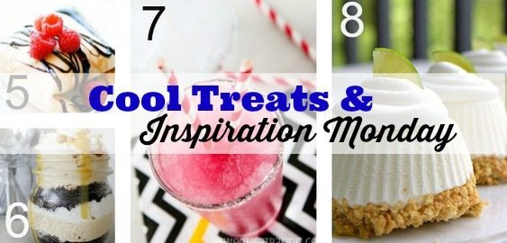 cool treats - Inspiration Monday #refreshrestyle