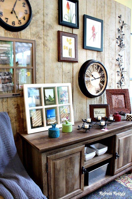 BHG Trip Sideboard Farmhouse Luxury