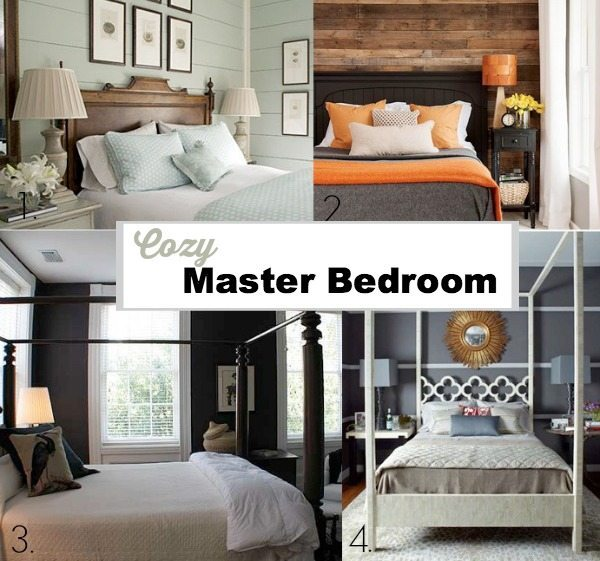 Cozy Master Bedroom