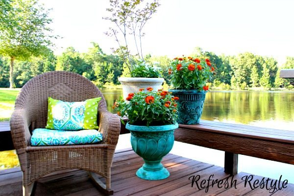 Fall Outdoor Refresh