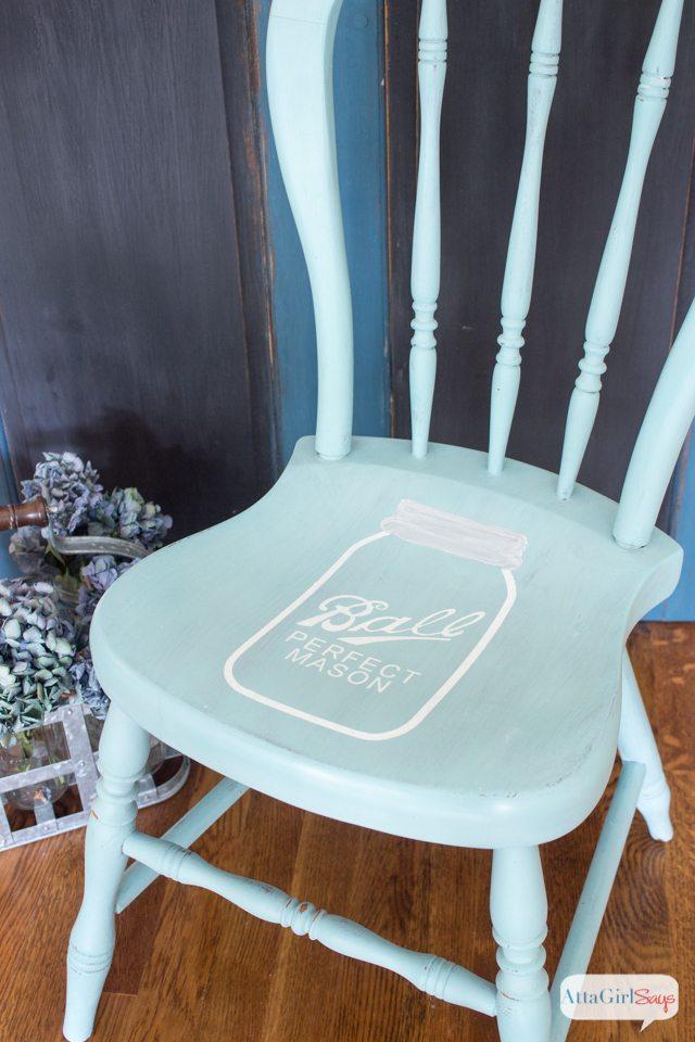 mason-jar-chair-milk-paint