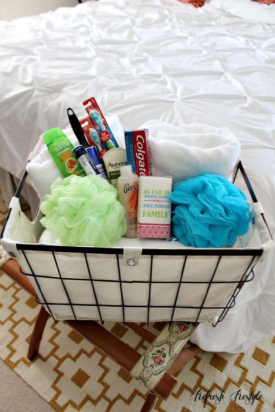 guest room essentials  refresh restyle