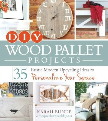 DIY Wood Pallet Projects #book #woodpallets #diyprojects