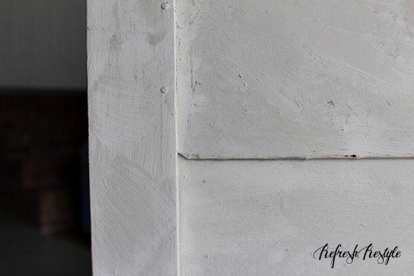 DIY Salesman sample bed makeover #maisonblanchepaint  #paintedfurniture #ad
