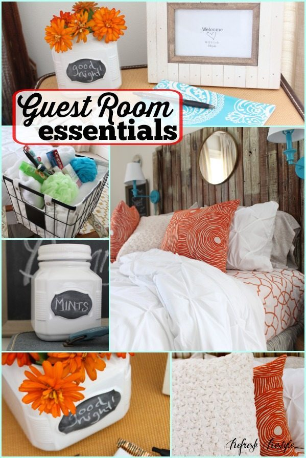 Guest Room Essentials - Guest Ready