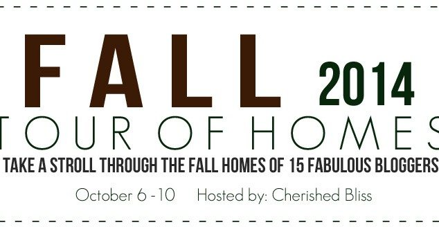 2014 Fall Home Tours Button