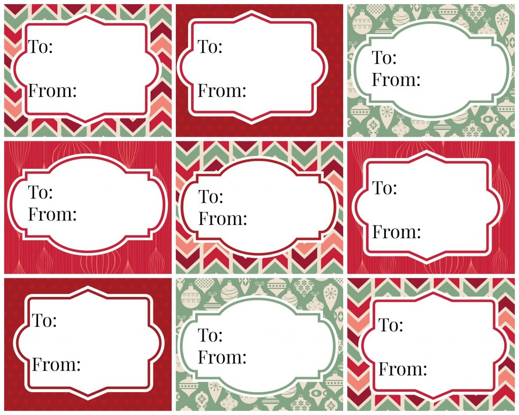 Gift tags 9