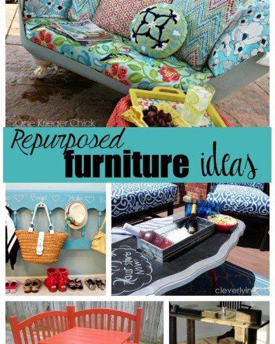 Pinterest Furniture Ideas: Repurposed Furniture Ideas