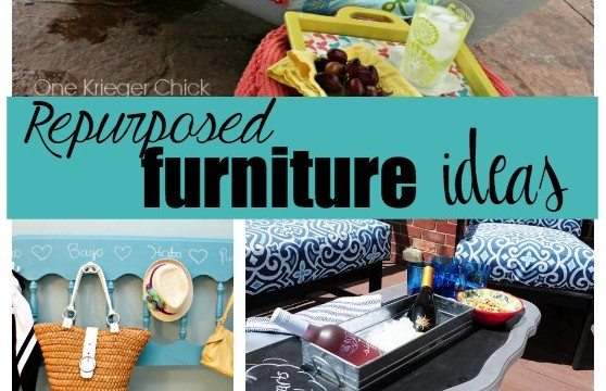 Repurposed Furniture ideas