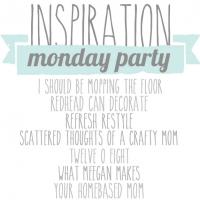 Inspiration Monday!