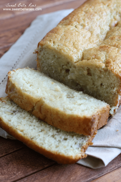 04 - Sweet Bella Roos - Buttermilk Banana Bread