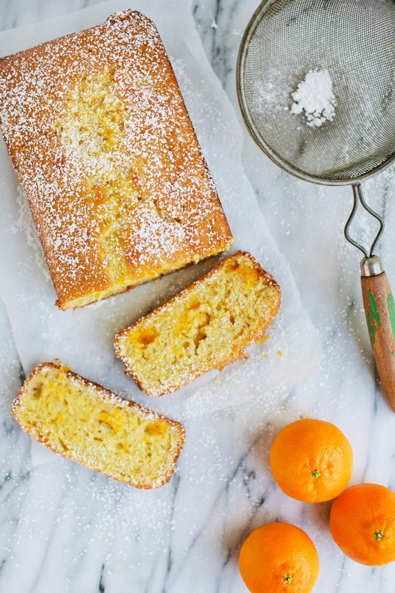 11 - Say Yes - Clementine Vanilla Bean Quick Bread