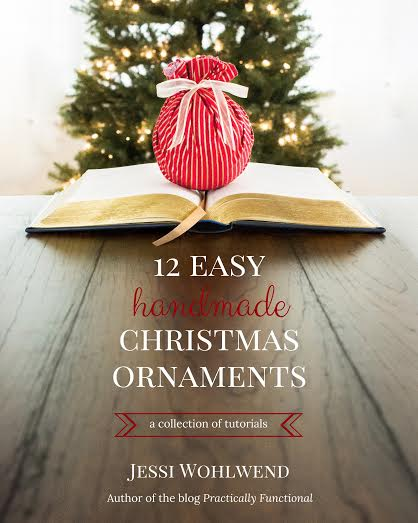 Easy Handmade Ornaments Jessi Wohlwend