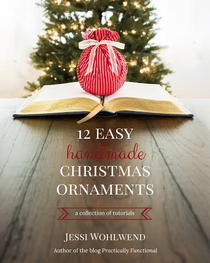 Easy Handmade Ornaments Jessi Wohlwend