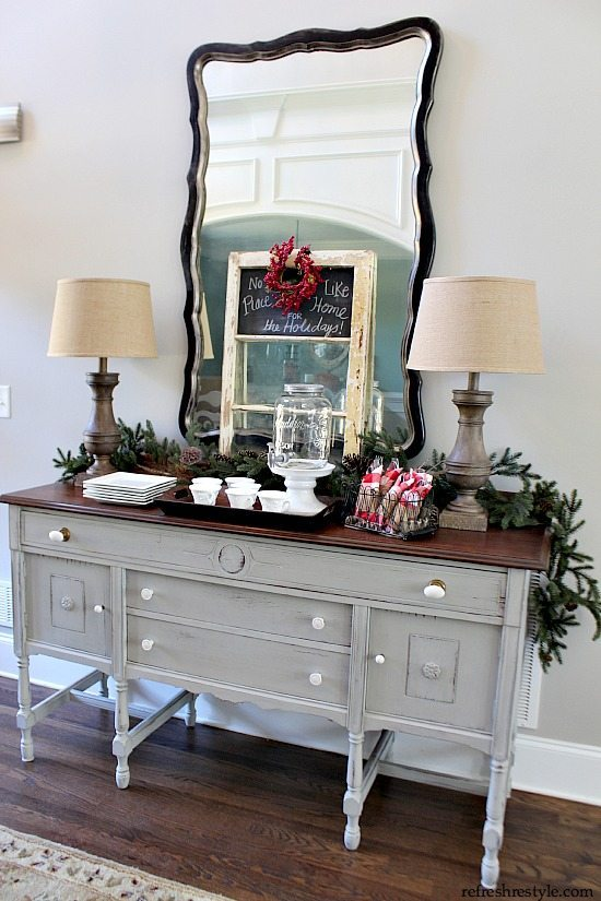 Home for the Holidays - holiday entertaining ideas