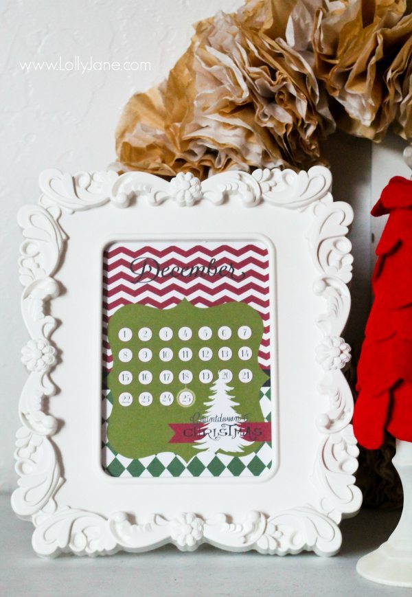 Lolly Jane - Countdown-to-Christmas-calendar
