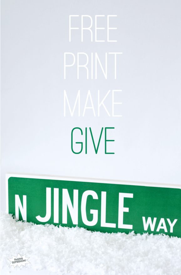 Paging Supermom - Free-Printable-Jingle-Way-Street-Sign