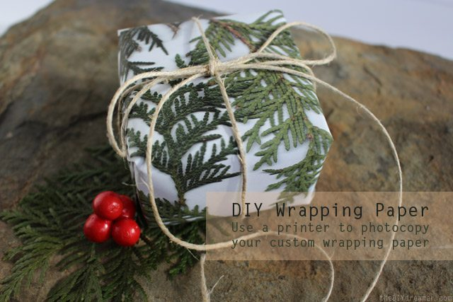 The DIY Dreamer - DIY-Wrapping-Paper