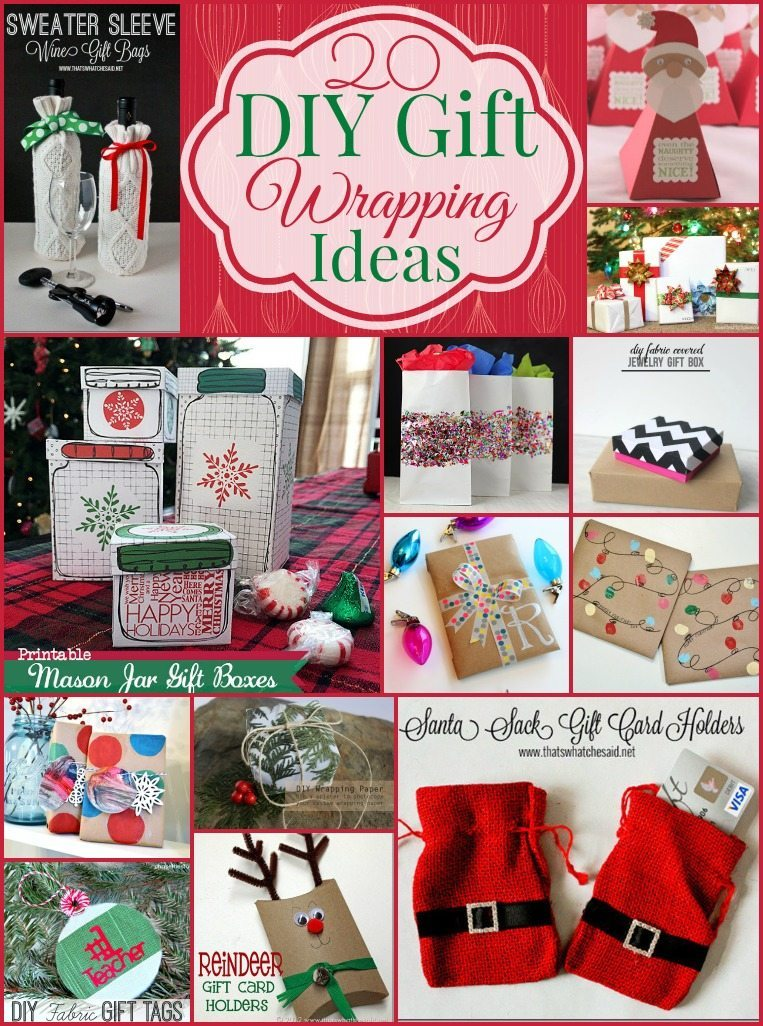 Gift Wrap Ideas Refresh Restyle