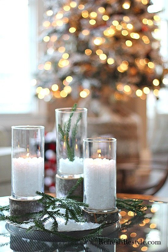 Christmas Tree Electric Candles