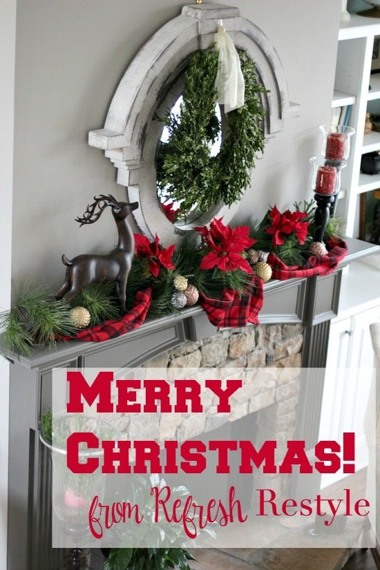 Merry Christmas from Refresh Restyle