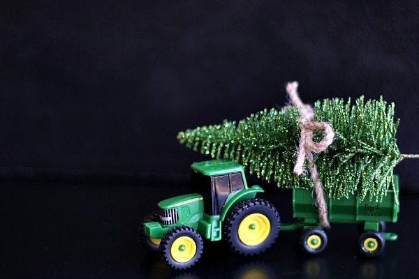 Trees on Tractors at refreshrestyle.com