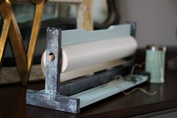 Ikea Mala hack Vintage Paper Cutter