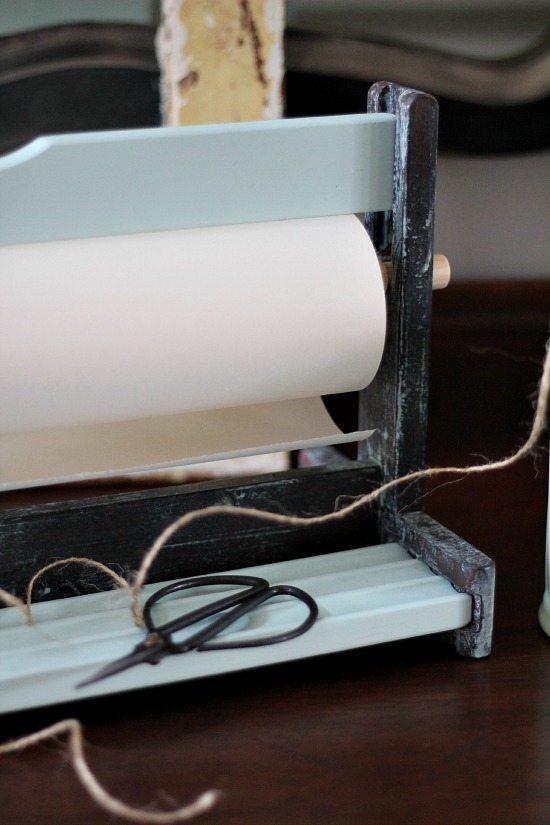 Ikea hack paper cutter