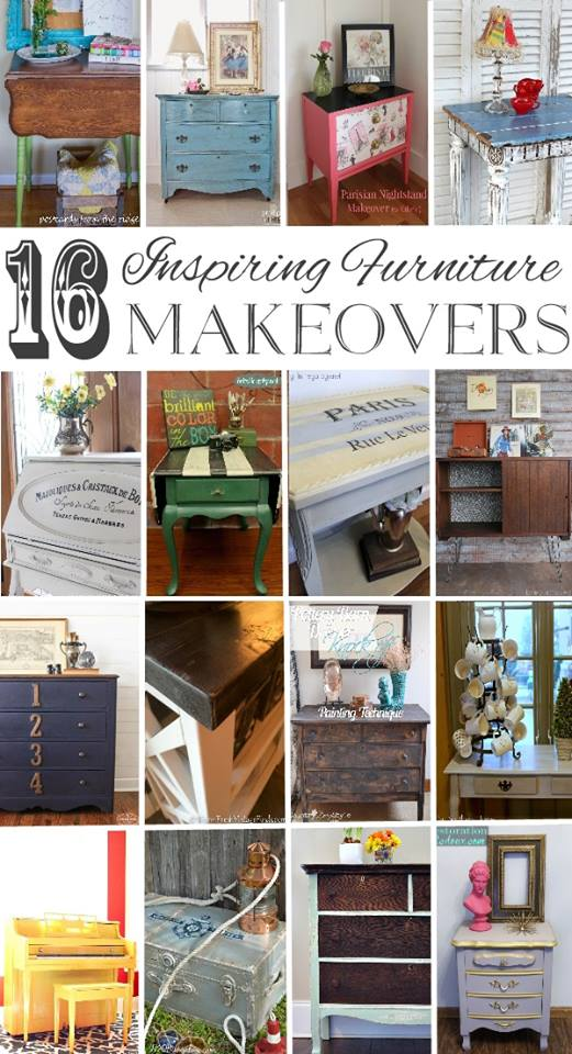 Inspiring Makeovers that you can recreate!