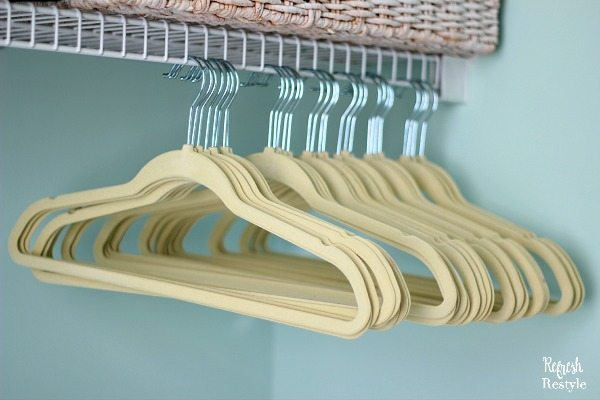 Laundry Room Makeover Better Homes and Gardens Hangers