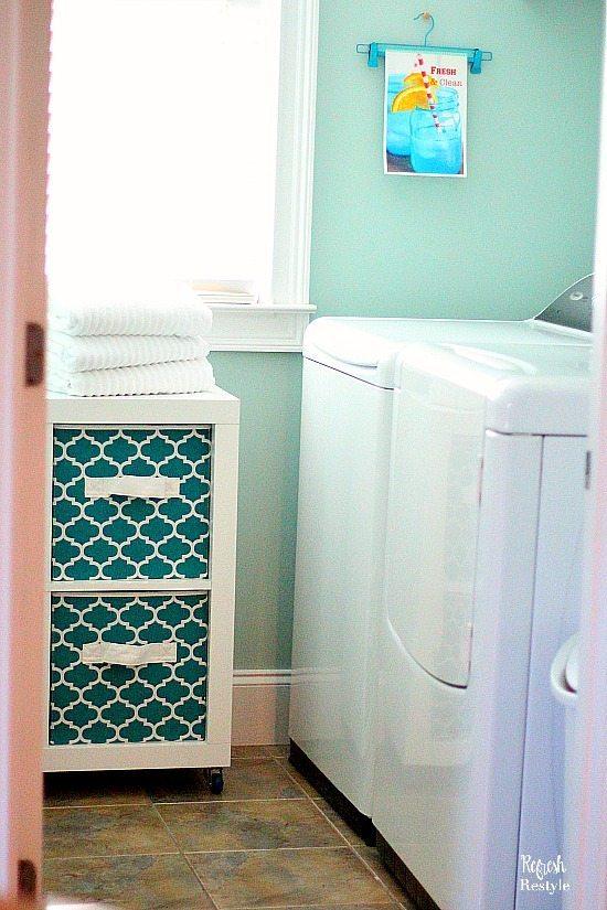 Laundry Room Organization Tips