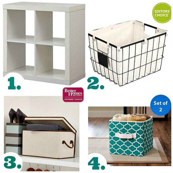 Laundry Room Organization - stay organized with these containers