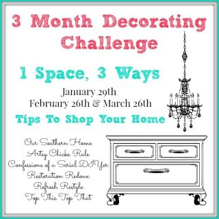 Free decorating challenge