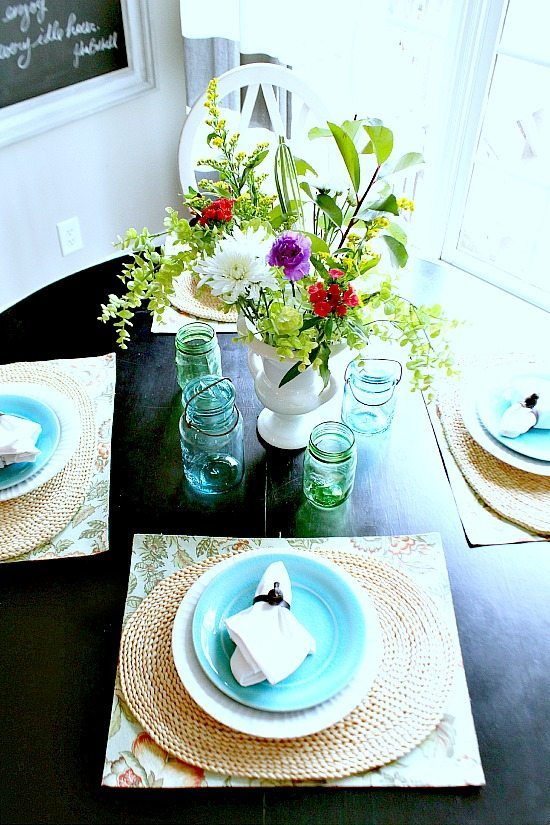 Everyday Use what you have centerpiece