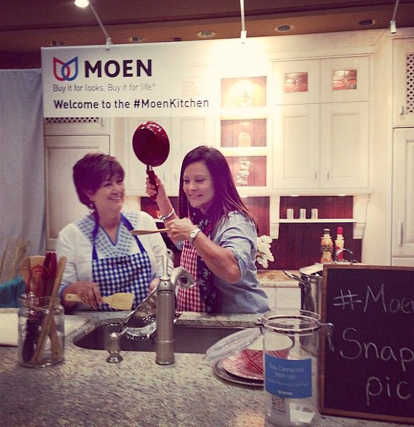 Moen Kitchen at Haven with Laura from Top This Top That!