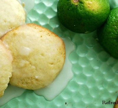 Lime Cookie Recipe