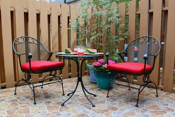 Better Homes and Gardens Bistro Set find it at Walmart