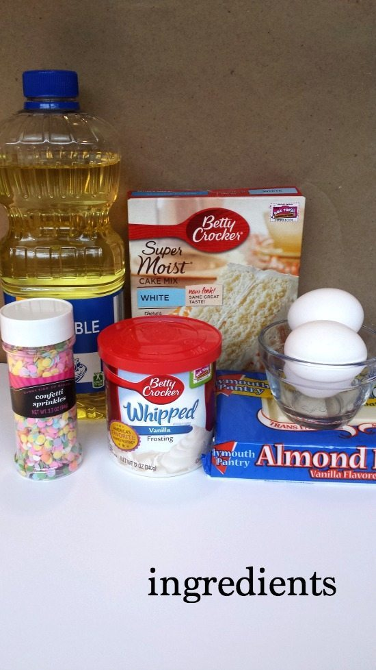 Homemade Easter Cakes ingredient s for Easter Cake at Refresh Restyle