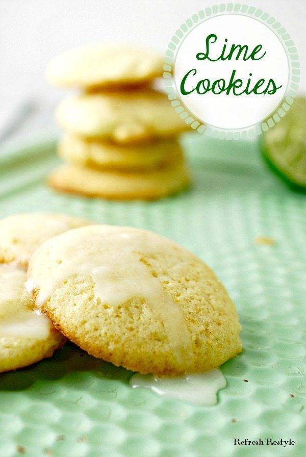 Yummy Lime Cookie Recipe