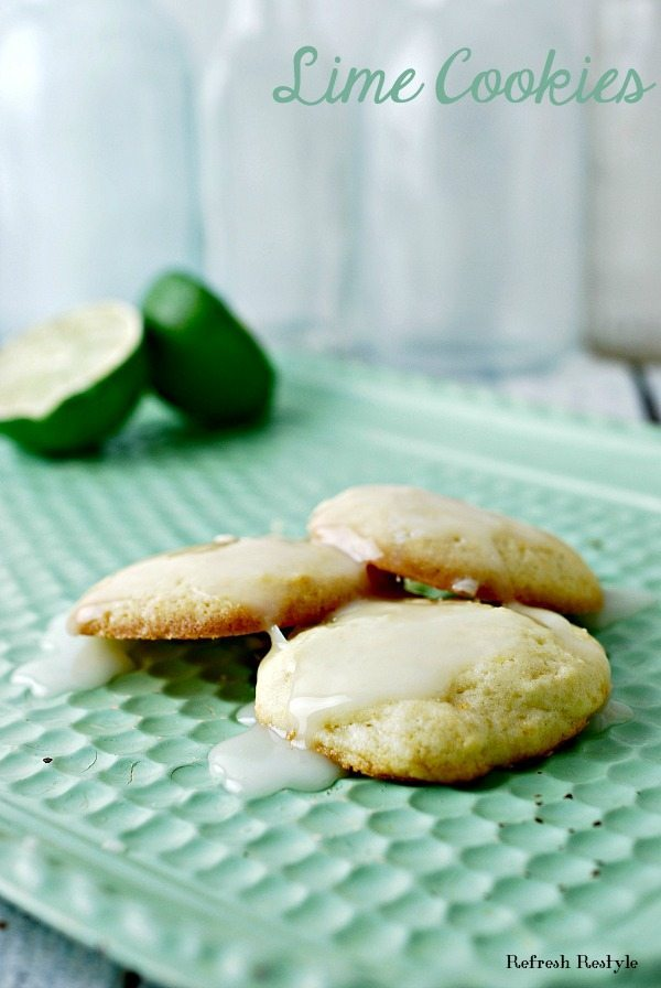 Refreshing Lime Cookie Recipe