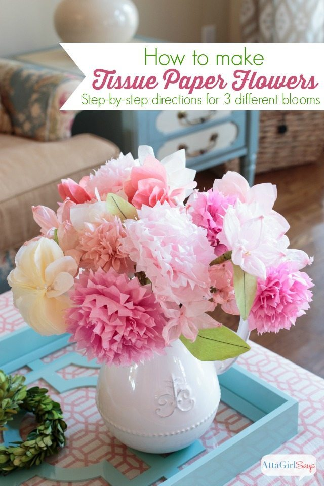 how-to-make-tissue-paper-flowers